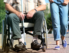 wheel chair user thumbnail image