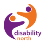 Disability North small logo